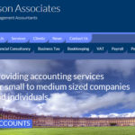 Bath Accountants Web Design