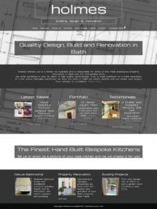 Website Design for Builders