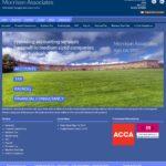 Accountancy website design Bath