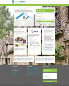 Bristol Surveyor Website