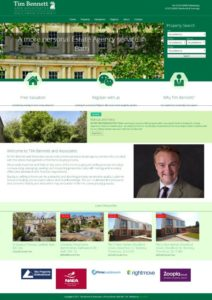 Estate Agency Website Design